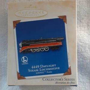 Hallmark Daylight Steam Locomotive 2003.